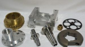 China Precision OEM Aluminium CNC Service Milling Automobile Parts Bracket ISO Marked on sale