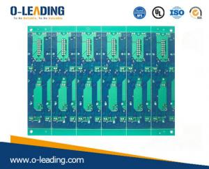 China 4-layer 2oz Peelable Mask PCB on sale