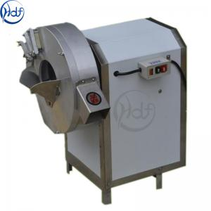 Ginger / Vegetable Cube Cutting Machine , Fruit And Vegetable Cutter Energy Saving