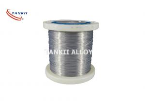 China 1Cr13al4 Alloy 750 Annealed Electrical Heating Wire Bright Surface on sale