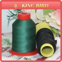 Green 150D / 3 Bonded Nylon Thread  Weaving Yarn Sewing for Tents