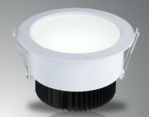 China High Brightness Fire-proof 18w led downlight Recessed For Home / Office on sale