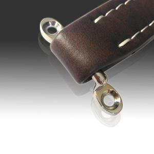 China Genuine Fender guitar Amplifiers' Leather handles, Strap handle, COFFEE COLOR,MS-H1008C on sale