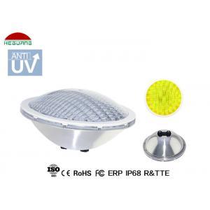 3000K Par 56 LED Pool Light , Warm White Waterproof LED Lights For Pools