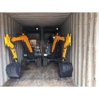 customized 1.8 tonne to 13 T hitachi hydraulic crawler small size excavator for sale
