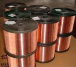 CCA wire copper clad aluminum