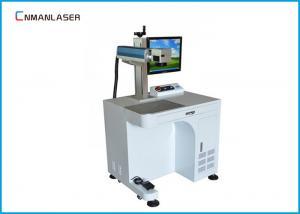 China 110*110 Mm Ruler Shaft 550 Mm 20W Fiber Laser Marker For Surgical Instruments on sale