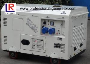 China AC 3 Phase Portable Diesel Driven Generator 8.5kw 10kVA with Strong Diesel Engine on sale