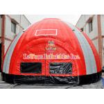 2017 Cheap Giant Projection Dome Lodge Tent Inflatable , Inflatable Dome / Party / Events Tent