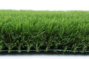 China U Shape 20mm Pet Friendly Fake Grass PE Soft And Durable Indoor / Outdoor Use on sale