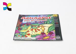 China Film Lamination School Magazine Printing , Recycle Packaging Printing Industry Magazines on sale