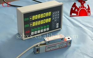 China HXX mini digital readout and linear scales for lathe/mill machines on sale