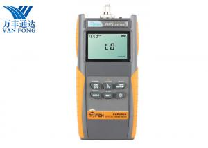China High Precision Portable Optical Laser Source Power Meter FHP2B04 High Accuracy Stabilized on sale