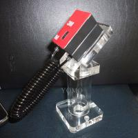 Dummy Phone Loss Prevention Security Display Stand,Magnetic display exhibitor for dummy phone,Anti-theft Pull box