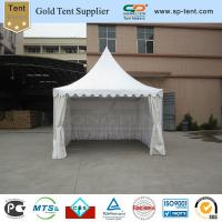 China pergola garden tent 4mx4m for garden sun shade on sale