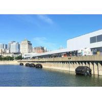 ISO17357 Certificate 80KPa Good Air Tightness Marine Floating Fender for Ship To Dock