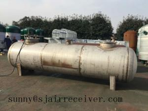 China Underground Heating Oil  Fuel Container Tanks , Underground Gasoline Storage Tanks on sale