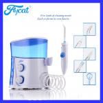 China Dentist Recommended Oral Care Water Jet Dental Flosser With 1000ML Water Tank wholesale