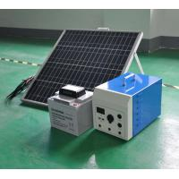 Off-grid solar home system power