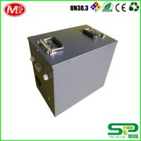 China Solar Energy LiFePO4 EV Car Battery 48V 400Ah Large Capacity MSDS / UN38.3 on sale