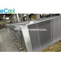 China Anticorrossion Finned Tube Heat Exchanger For Waste Gas treatment Dry Cooler on sale