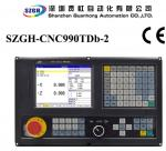 China Updated Plc Ladder Cnc Lathe Controller Matching With Servo Engine Or Stepper Engine wholesale