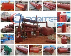 China Waste Oil Distillation Plant on sale