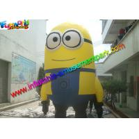 6m Minions Despicable Me Figure Inflatable Cartoon Characters for Promotional