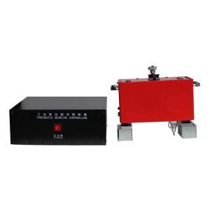 China High Performance Pneumatic Marking Machine / Stainless Steel Batch Marking Machine on sale