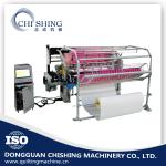 Computerized Multi Needle Quilting Machine Two Needle Bar 3.5 KW Rating Power