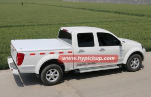 Quality tampa do tonneau dos acessórios 2006+pickup do wingle for sale