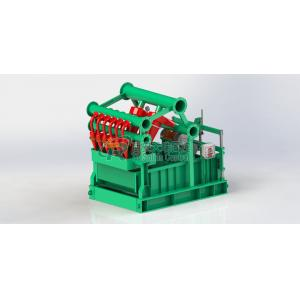 China TR Mud Cleaner with Bottom Shale Shaker / Oil Drilling Mud Hydrocyclone Mud Cleaner on sale