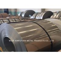 China AISI Stainless Steel Sheet Coil , Mirror Finishing 304 Cold Rolled Steel Coil on sale