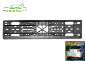 China OEM / ODM Universal Euro License Plate Holder Car Exterior Accessories on sale