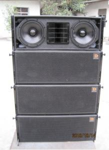China ±3.5 dB 45Hz-4kHz LF 8 inch audio arrays, PA speaker, pro sound (VT4887) on sale