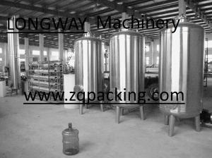 China RO Water Treatment System / Plant For Drinking Water on sale