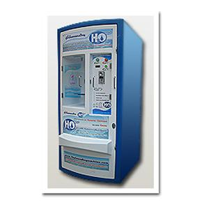 China 5 Gallon Bottle Water Dispenser with coin and bill acceptors on sale