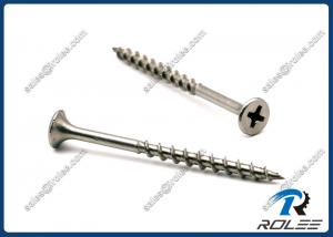 China Stainless Steel Drywall Screw, Philips Bugle Head, Coarse Thread on sale