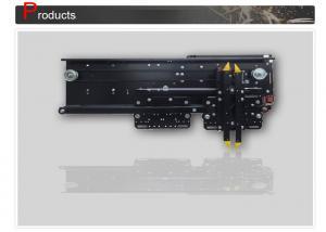 China Elevator Door Parts Lift Door Operator With Panasonic Invertor on sale