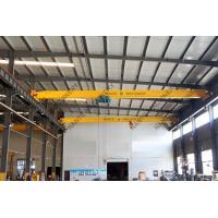Heavy Duty Single Girder Overhead Cranes / Bridge Cranes for Paper Mills