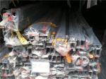 明るい磨かれた/つや出しされていない溶接する正方形のステンレス鋼の管