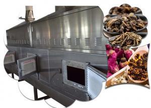 China High Efficiency Tea Microwave Dryer Machine on sale