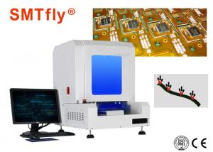 China High Efficiency Solder Paste Inspection Machine With Full Digital High Speed CCD Camera on sale