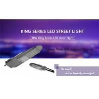 Anti - Glare LED Street Lighting , LED Roadway Lighting No Diffuse Reflection Effect