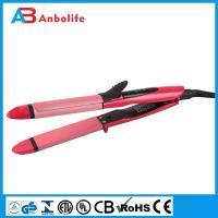 2 in 1 hair straightener hair curler