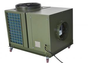 China 12KW Tent Air Conditioner Provide 48000BTU Cooling For Rest Station Low Noise on sale