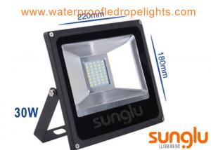 China 30W LED Landscape Flood Lights , Waterproof LED Flood Lights With Aluminum Housing on sale