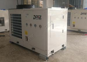 China Integrated Compact Outdoor Portable Air Conditioning Units For Military / Party Tent on sale