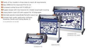 China Graphtec Cutting Plotter (CE 6000-60) on sale