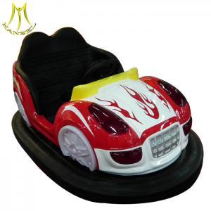 China Hansel carnival games electric mental base amusement park bumper car for sale on sale